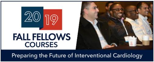 2019 Fall Fellows Courses